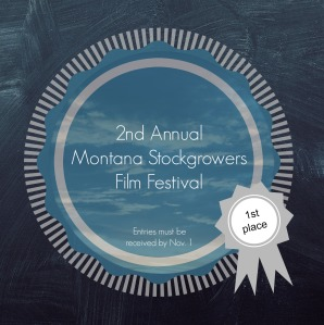 Montana Stockgrowers 2013 Film Festival Logo