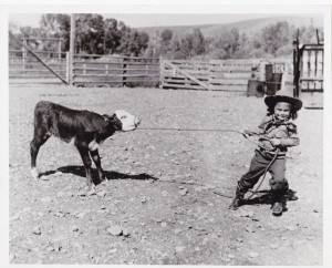 Throwback Thursday Montana Ranch