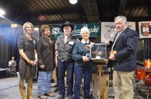 Glenna Stucky Avon - Ranching Woman of the Year - Montana Stockgrowers