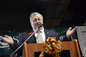 tucker hughes stanford - msga president
